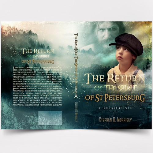 Book cover The Return of the Spirit of St Petersburg