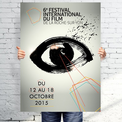 Contemporary poster