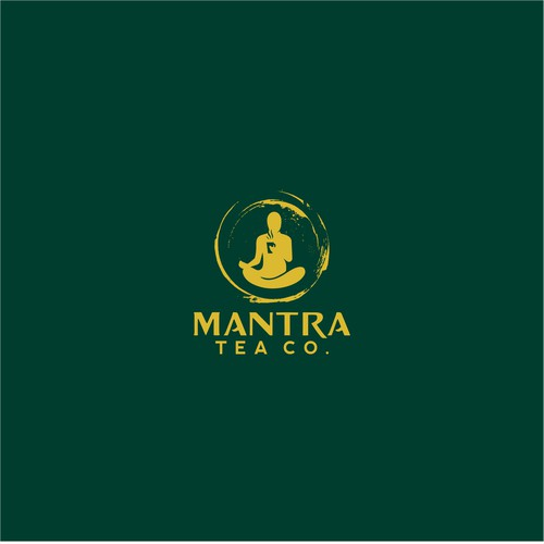 Logo for Mantra Tea Co.