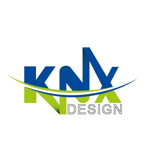 Logo für KNX - Design