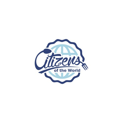 Create a capturing logo for Citizens pub
