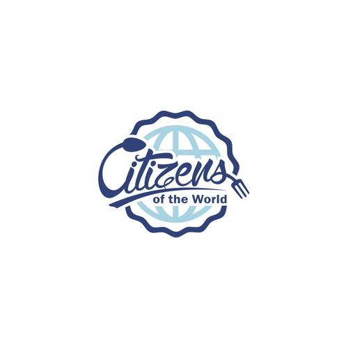 Create a capturing logo for Citizens pub