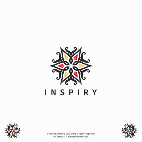 Inspiry Logo Design