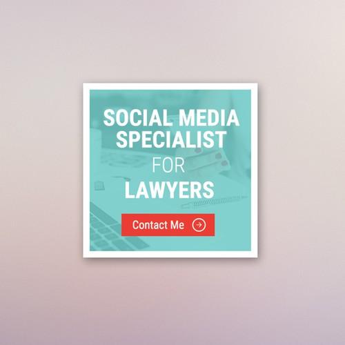 Banner Ad For Social Media Specialist