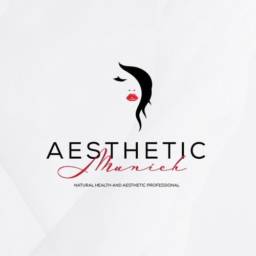 Logo for aesthetic professional