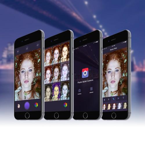 Photography iOS App