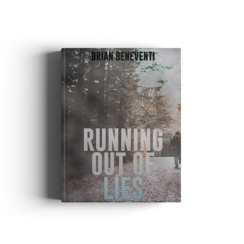 Book Cover Running Out Of Lies