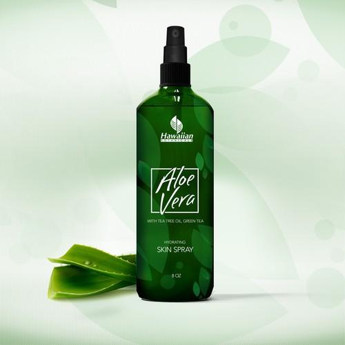 Fresh Aloe Vera Oil