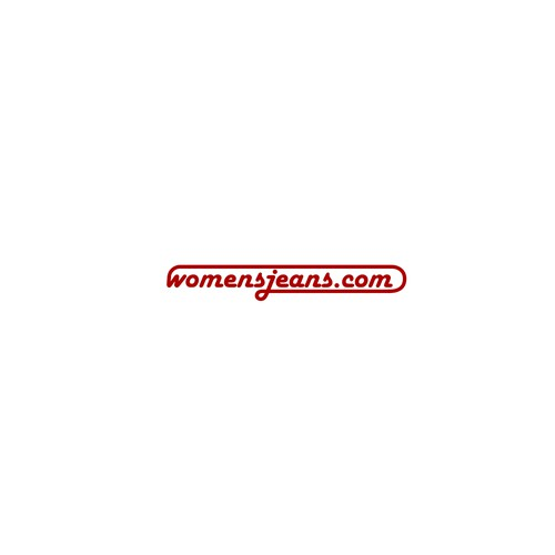 Logo for a womensjeans.com