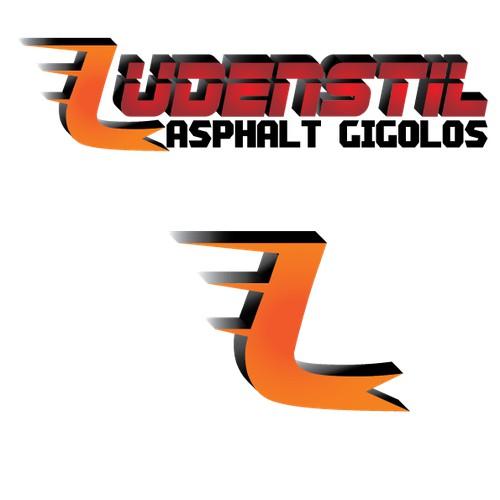 Porno Logo für Petrolheads !