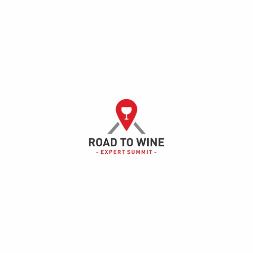 Road To Wine  Logo