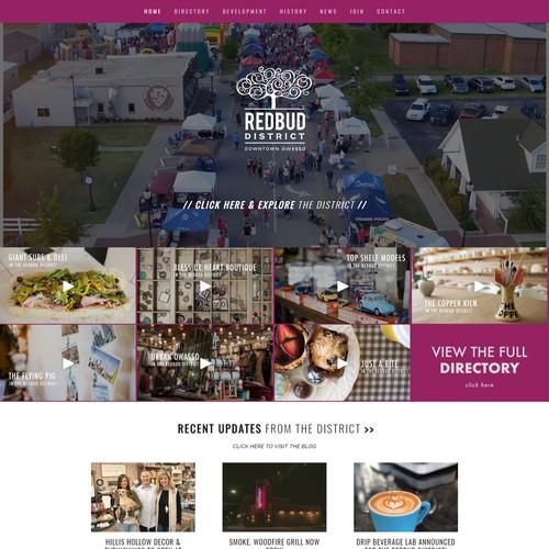 Redbud District Website