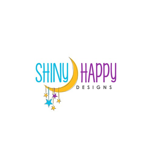 Shiny Happy Designs needs a shiny happy logo!