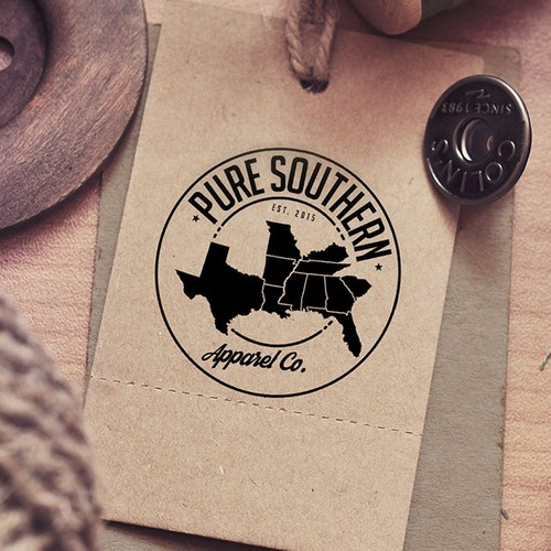 logo for PureSouthern Brand