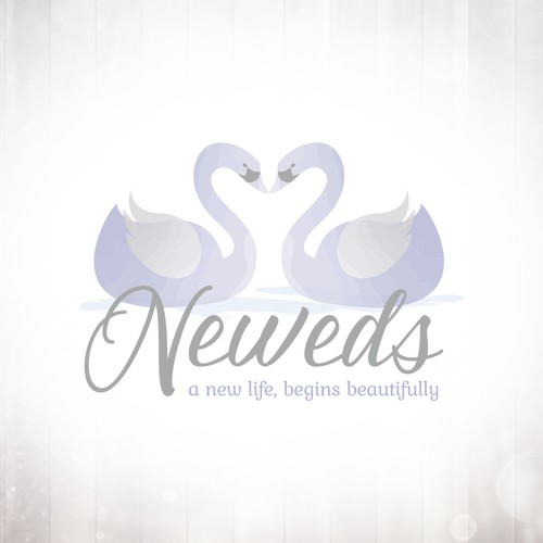 Swan Wedding Logo