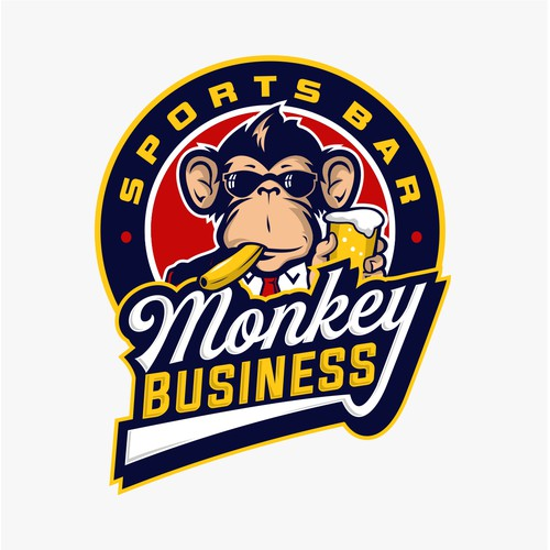 Winner of Monkey Business Sports Bar Contest