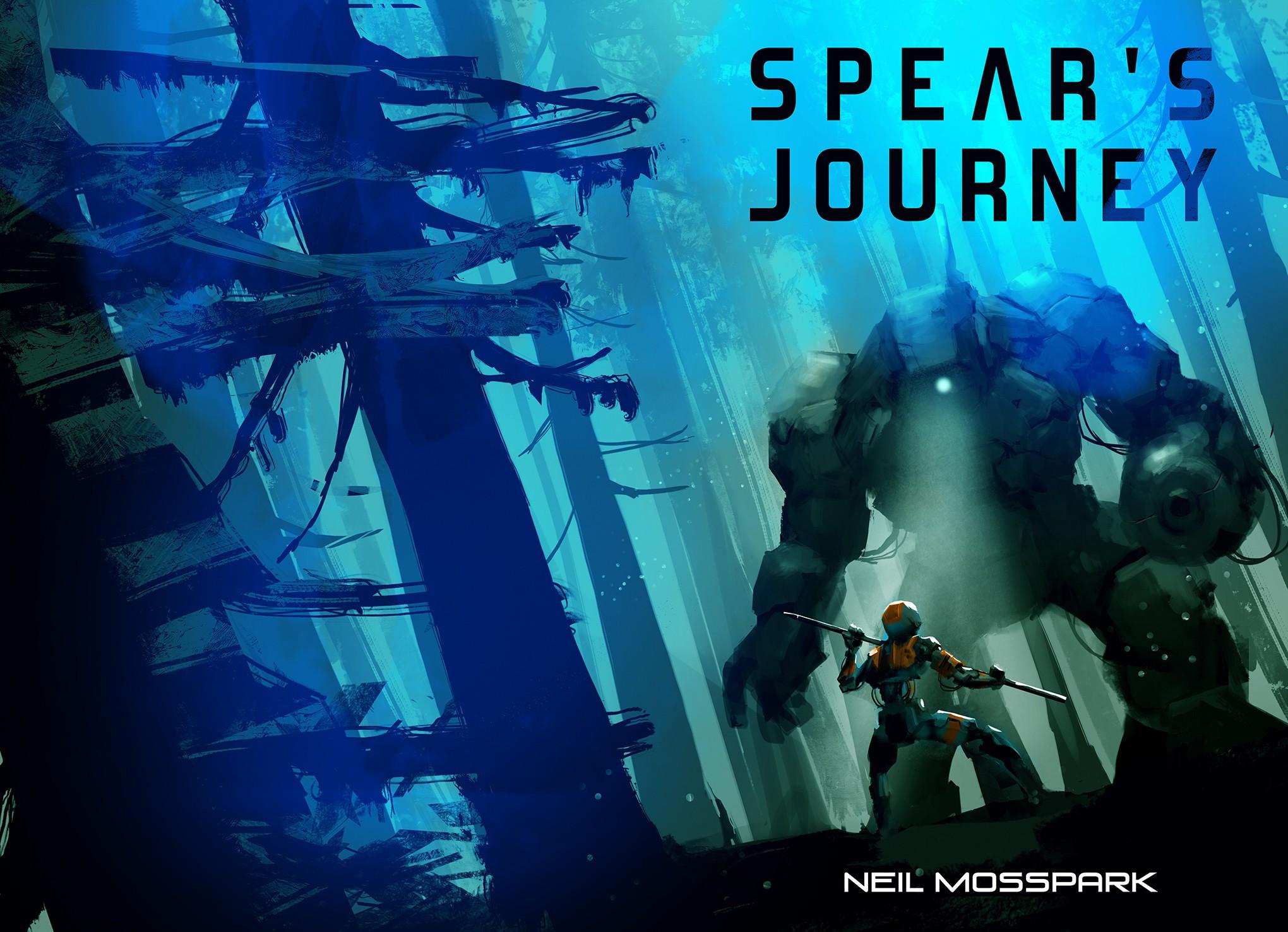 SciFi/Fantasy Book Cover