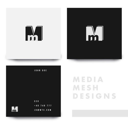 Media Mesh - Logo