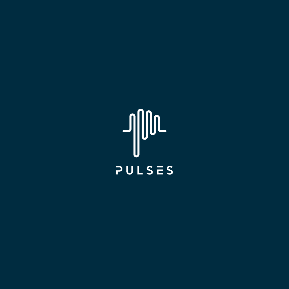 Logo for Pulses, a crypto mobile app