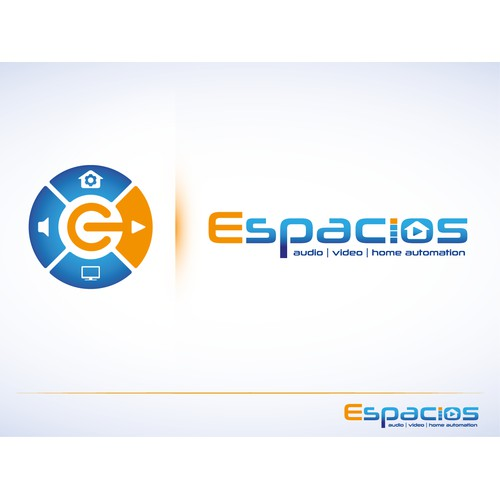 Espacios (but we are open to listen to new ideas) needs a new logo