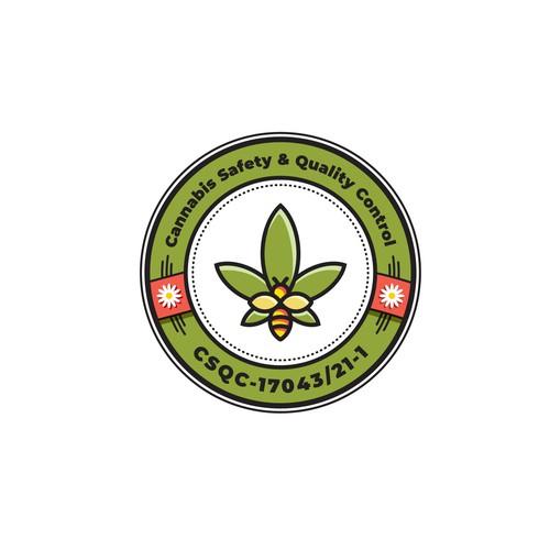 Logo, label for CSQC