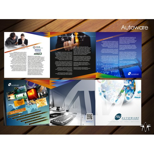 Autoware needs your creativity for a new brochure!