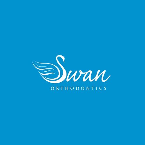 swan logo png