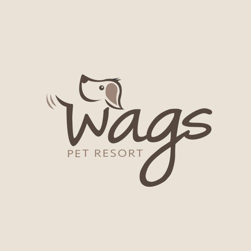 Pets Logo for Wags
