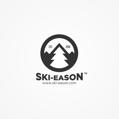 MINIMALISTIC COMBINE WITH NEGATIVE SPACE LOGO FOR CLOTHING COMPANY