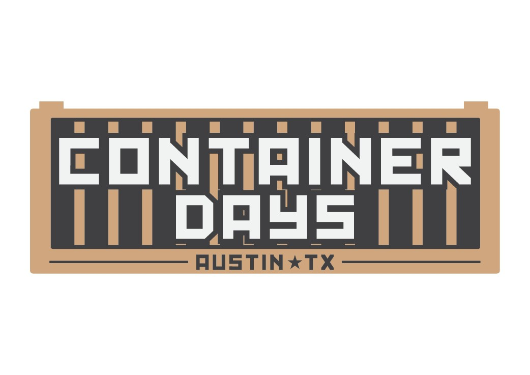 Container Days Austin 2016 conference tshirts