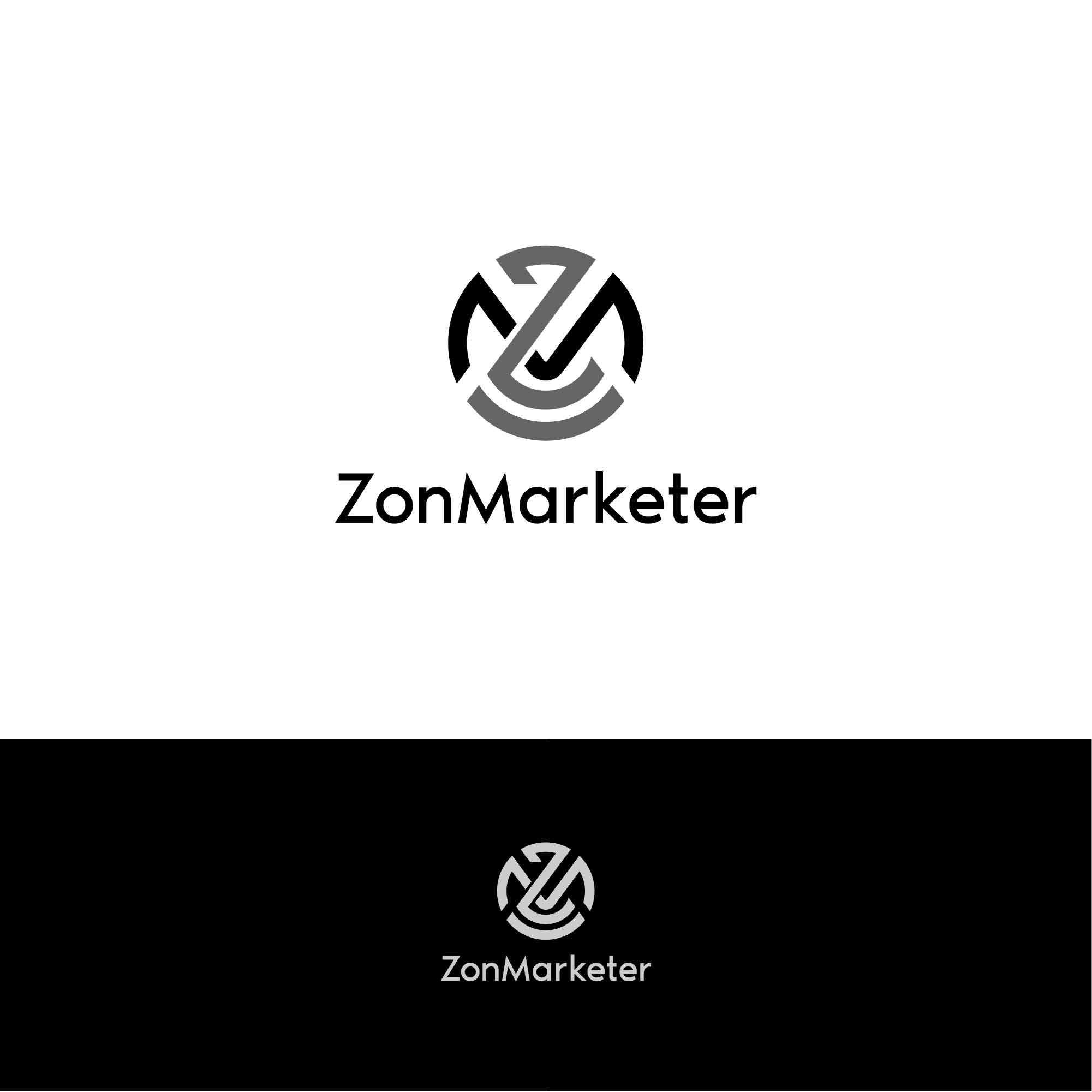 Killer Logo for ZonMarketer a Leading Amazon Services Firm!