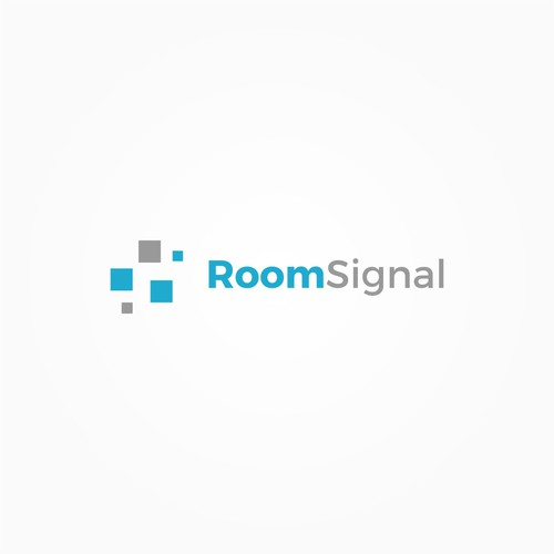 Logo for RoomSignal
