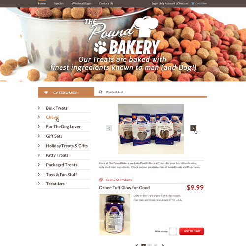Web-Design for Ecommerce