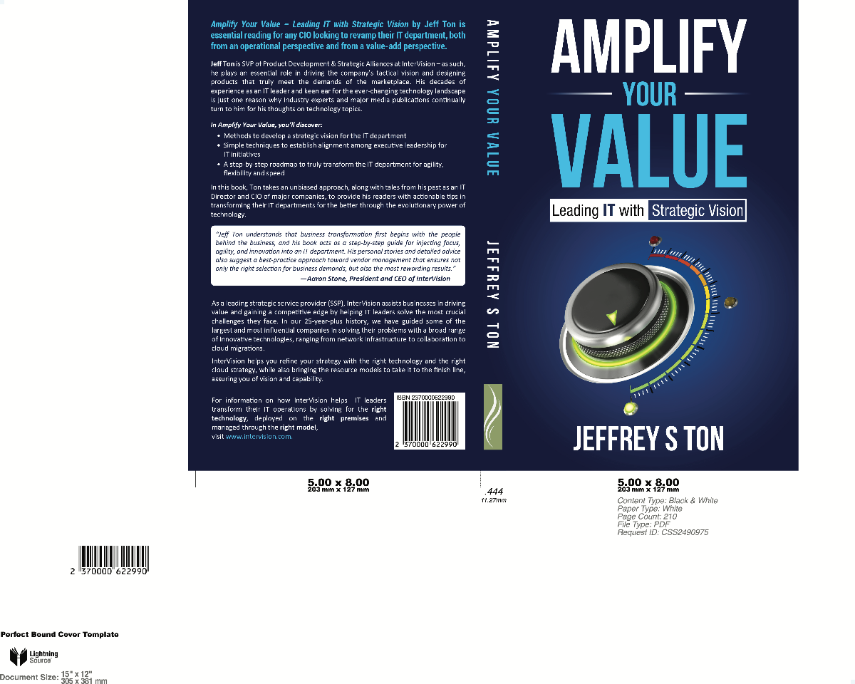 Amplify Your Value - Special Edition IV Central