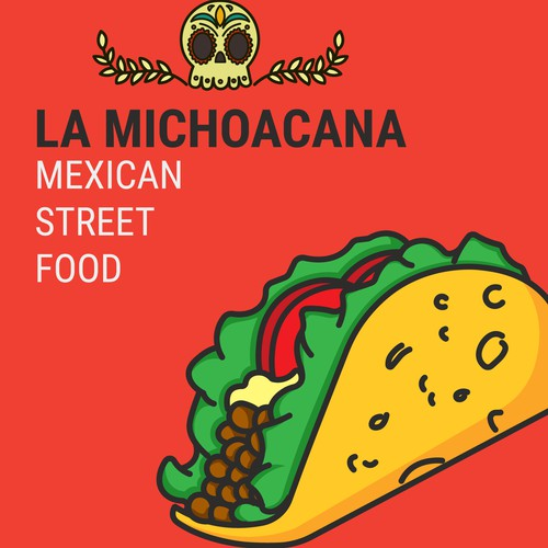 Poster Design for La Michoacana