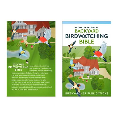 Pacific Northwest Backyard BirdWatching Bible
