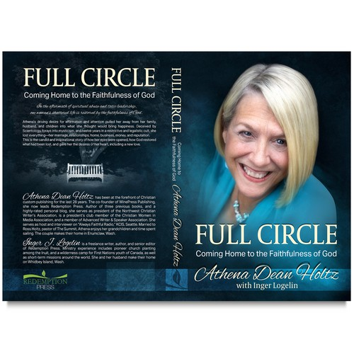 Book cover Full Circle — Coming Home to the Faithfulness of God