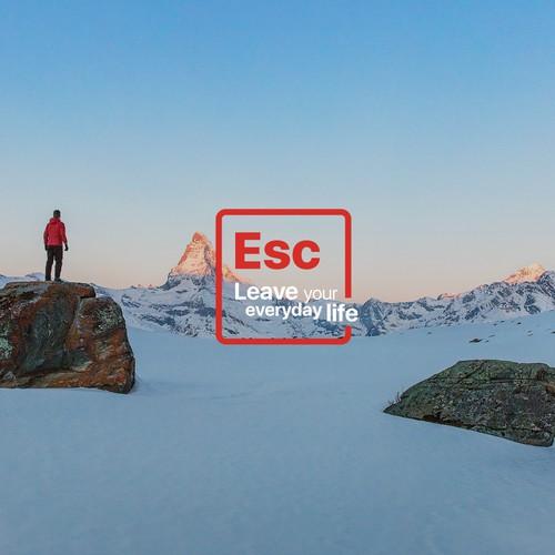 Logo for Esc