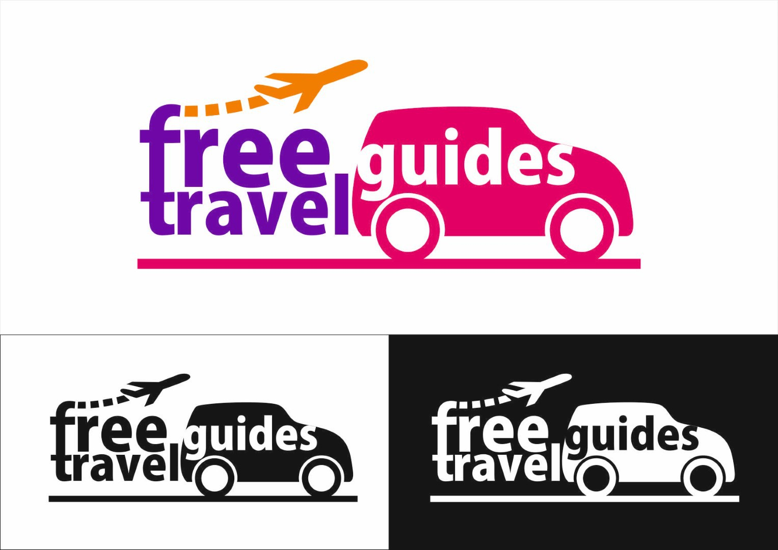 New logo wanted for Free Travel Guides