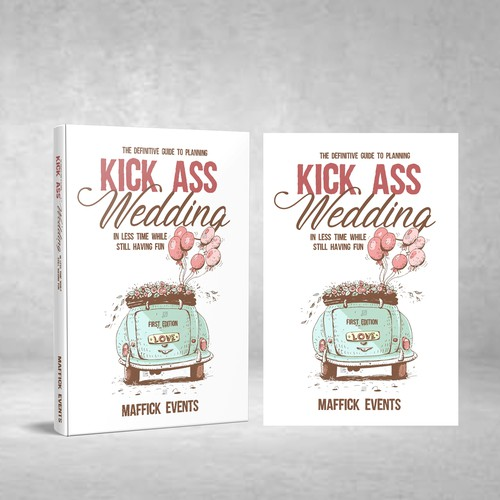 Book cover for maffick events