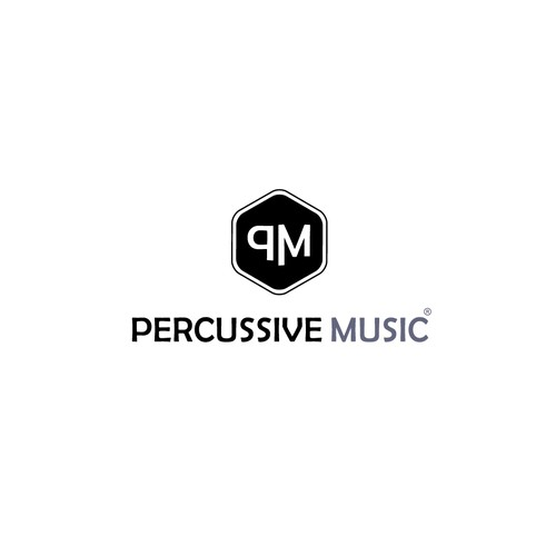 Percussive Music logo