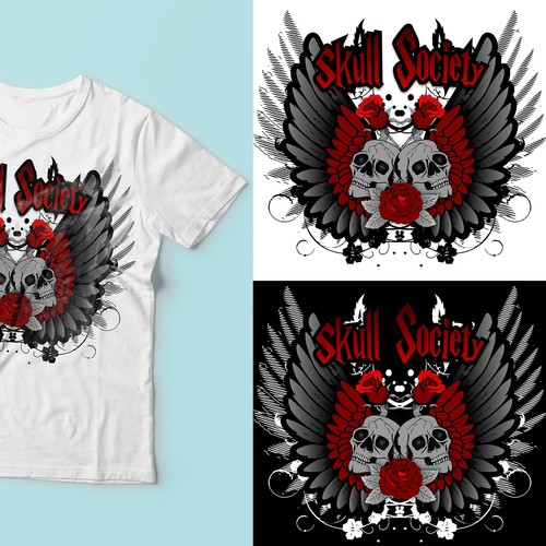 Design for T-Shirt Style