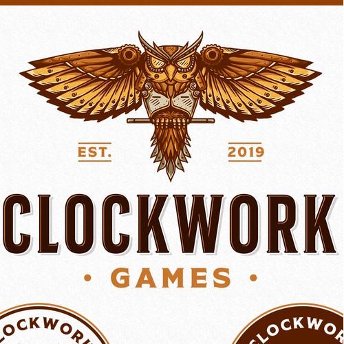Clockwork Games