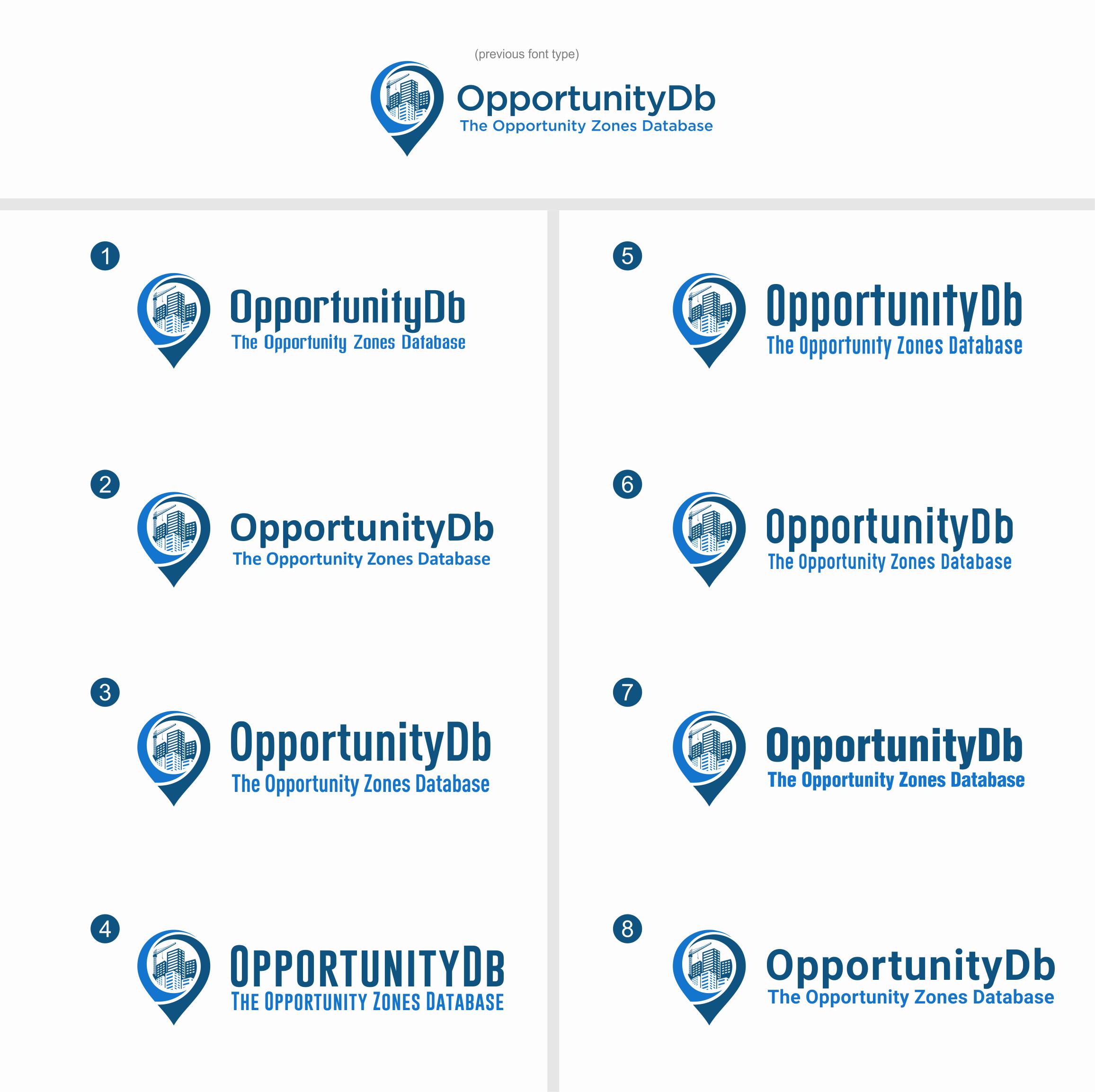 Design a slick new logo for OpportunityDb