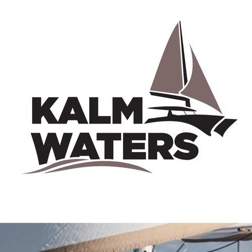 Logo for chartered catamarans