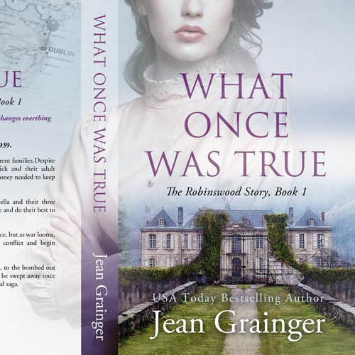 What once was true - The Robinswood Story, Book 1