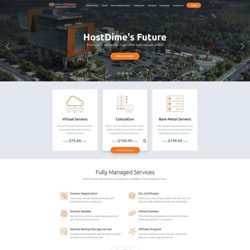 HostDime.com, Inc