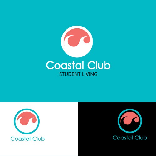 logo for Coastal Club