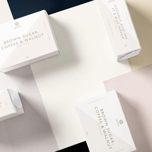 Packaging Design for OMNI