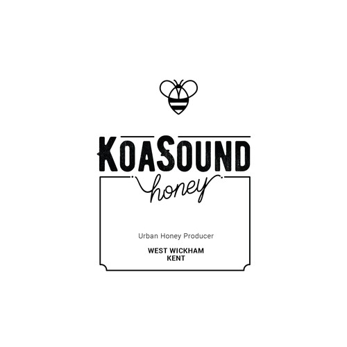 Logo for KoaSound Honey